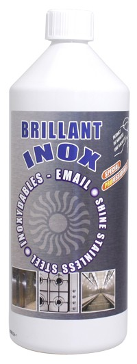 Brillant inox PUCK - 1L