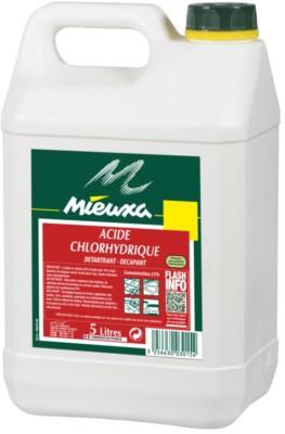 Plus de vues. Acide chlorhydrique - MIEUXA ... e6dffe24e43