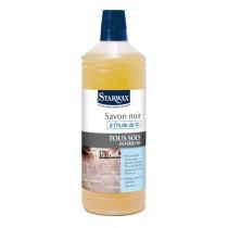 Savon noir huile de lin 1L Starwax-DESAMAIS-