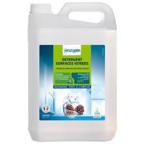 Détergent surfaces vitrées ENZYPIN - LE VRAI Professionnel - 5L - Ecolabel