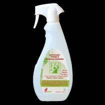 Nettoyant Vitres et Surfaces - IDEGREEN - 750mL - Ecolabel