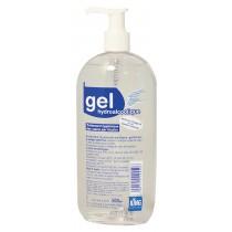 Gel hydroalcoolique - KING - 500 mL à pompe SICO