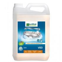Nettoyant Vitres et Surfaces VSD - LE VRAI - 5L