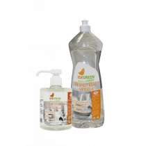 Liquide vaisselle - IDEGREEN RESPECT'HOME - HYDRACHIM - 500ml