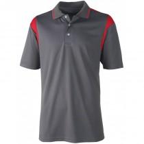 Polo 100% polyester PRATA Cooldry® -  SINGER