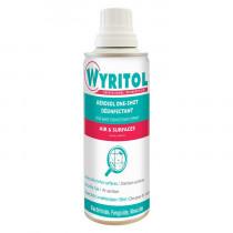 Aérosol One Shot désinfectant - WYRITOL- PROVEN - 150ml