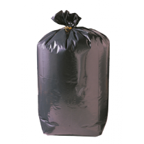Sac poubelle standards 110L Noir  - Mp Hygiene