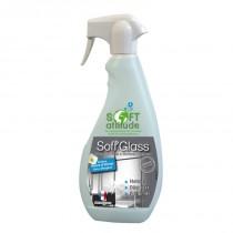 Nettoyant vitres Soft'glass - HYDRACHIM - 750mL - Ecolabel