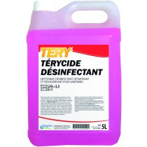 Terycide desinfectant pour sanitaires TERY - 5L