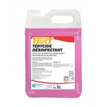 Désinfectant Sanitaires TERYCIDE - HYGIENE & NATURE - 5L