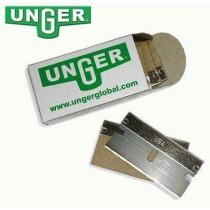 Lames pour grattoir - UNGER - 4cm