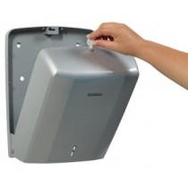 Distributeur essuie-mains plié - ABS GRIS - LENSEA - ROSSIGNOL