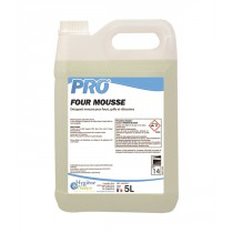 Décapant PRO FOUR MOUSS - HYGIENE & NATURE - 5L