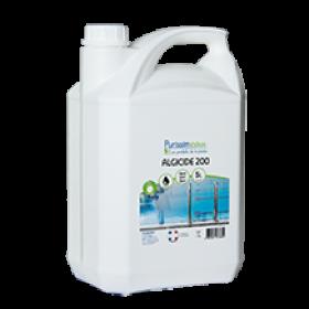 Produit anti-algues ALGICIDE 200 - HYDRAPRO - 5L