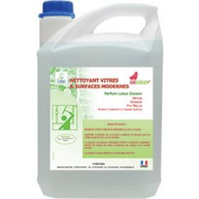 Nettoyant Vitres et Surfaces IDEGREEN - 5L - Ecolabel