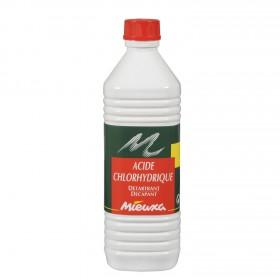 Alcali ammoniaque 1 l mieuxa - Acide chlorhydrique utilisation ...