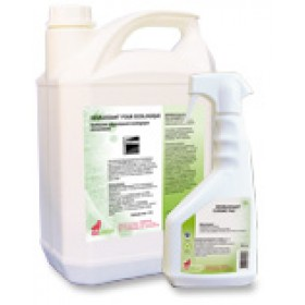 Dégraissant sols et surfaces IDEGREEN Ecolabel - 5 L