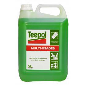 Détergent multiusage - TEEPOL - 5L