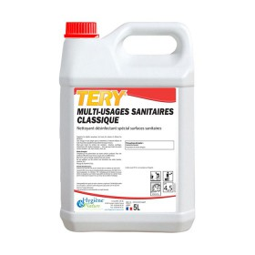 Nettoyant Sanitaires multi-usages - TERY - 5L