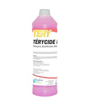 Désinfectant Sanitaires TERYCIDE - HYGIENE & NATURE - 1L